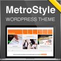 MetroStyle Responsive All Purpose Wordpress Theme